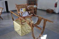 Chaise à porteur