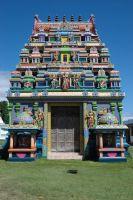 Temple du Colosse à Saint-André